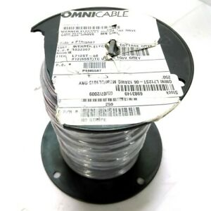 New Omni 712st 06 Mtw Electrical Wire 41 Strand 14 Awg 600v Ul1015 250