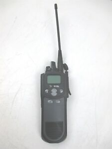Ef Johnson 51sl Portable Radio Model 242 5276 860gb4 5100 Series Uhf 700 800 Mhz