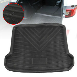 Car Rear Trunk Cargo Tray Floor Cushion Mat Liner For Kia Sportage 2017 2018