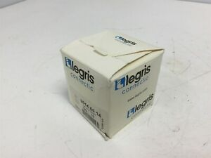 Lot Of 10 New Legris 3014 60 14 Strait Female Connector tube To Npt 1 4 Od 3 8