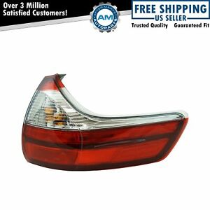 Rear Outer Tail Light Lamp Assembly Rh Passenger Side For Toyota Sienna New