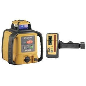 Topcon Rl h4c Laser W Rechargeable Battery rb