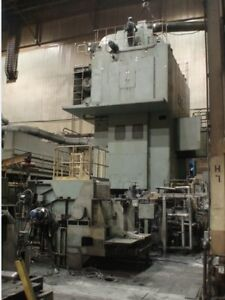 Aida 3000 Ton Cold Forging Press 1990