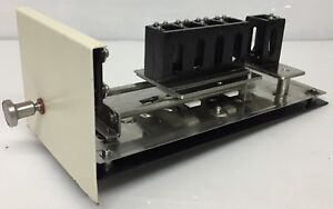 Shimadzu Part Removed From Shimadzu Uv 160a Spectrophotometer