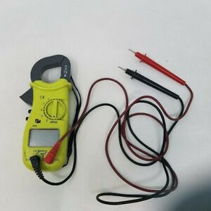 Tpi 255 Digital Clamp on Multi Meter pps004982