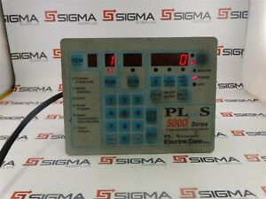 Plus 5000 Series Electro Cam Programmable Limit Switch Ps 5011 10 p16 g 9309 3