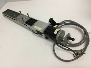Parker Daedal 081 5820 Screw Driven Table Linear Actuator S57 83 mo Stepper