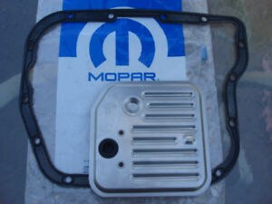 New Dodge Ram 46re 47re Auto Transmission Gasket Filter Oem Mopar