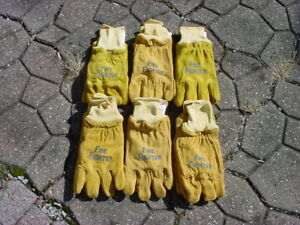 Glove Corp Fire Fighter Fireman Nfpa Fire Gloves Fire Dept Xxl