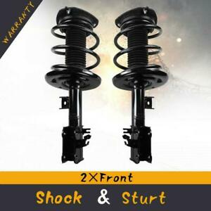 2 X Front Quick Strut Set For 2007 2008 2009 2010 2011 2012 Nissan Altima 2 5l