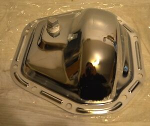 New Chrome Steel Dana 60 Rear End Front End Differential Cover Ford Chevy Jeep