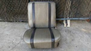 Drivers Left Front Manual Seat For 1962 Oldsmobile Cutlass
