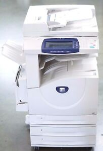 Xerox Workcentre Wc7232 Multifunction Color Duplex Laser Copier 91240 Tpc