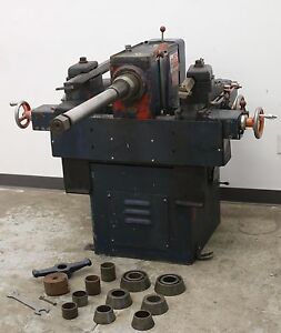Ammco 5000 giant Heavy Duty Truck Drum Brake Lathe With Adapters 6000