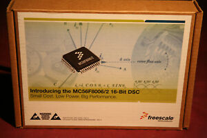 Nxp Freescale Mc56f8006demo Development Board With Usb Tap Cwh utp once he