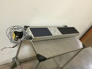Parker 406020lnsd2l2c6m1e1w1 Linear Positioner Table Travel 500mm Voltage 170v