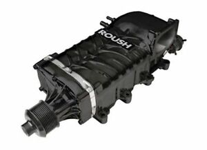 Roush Performance Phase 2 Roushcharger Supercharger Kit 05 09 Mustang 421100