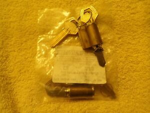 1 Lot Of 10 Ilco Unican Corbin Lock Cylinder 0 Bitting Nos Ad7055ca 26 08