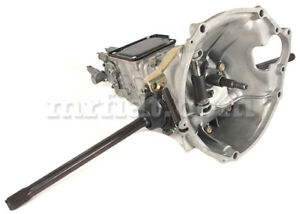 Fiat 500 Giardiniera Bianchina Panoramica Transmission New