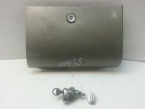 Glove Box With Lock Cylinder For 1952 Ford