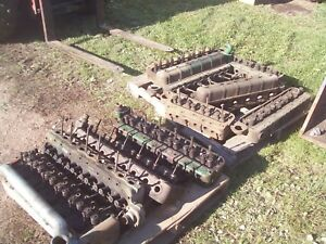 Oliver 66 77 88 880 1550 1850 Farm Tractor Complete Motor Heads All 2 Go