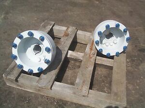Ford 8600 8700 9000 9600 9700 Farm Tractor Factory Dual Hubs Hard 2 Find