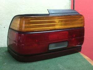 1993 1995 Toyota Corolla 4 Door Sedan Lh Driver Side Tail Light Used Oem