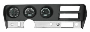 Dakota 70 71 72 Pontiac Gto Analog Dash Gauges System Vhx 70p gto k w