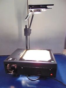 Dukane Overhead Projector Model 28a4003 Works Good Easy To Use S2991