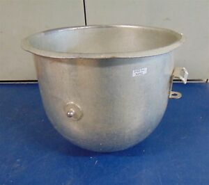 Hobart A200 20 20 Qt Stainless Steel Mixer Bowl In Good Condition S2992x