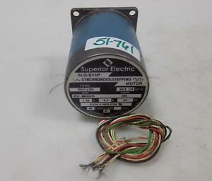 Superior Electric Slo syn Stepping Motor M062 ls09