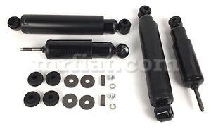 Fiat 1100 1200 1500 Shock Absorbers Set New