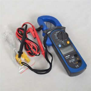Digital Multimeter Resistance Clip on Table Dc Clip on Table Vcm 202 40 c 1000 c