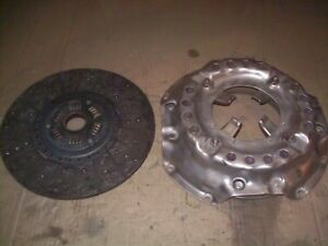 Oliver 1750 1755 1800 1850 1855 1900 1950 1955 Farm Tractor 13 Inch Clutch Nice
