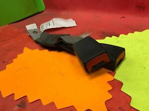 Ford Pickup F150 08 Right Passenger Side Rear Seat Belt Double Buckle