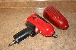Snap On Mg725 1 2 Impact Air Wrench Pre Owned Free Shipping