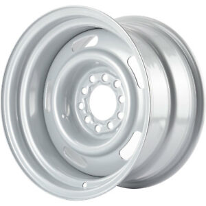 Jegs Performance Products 681215 Rally Wheel Diameter X Width 15 X 8