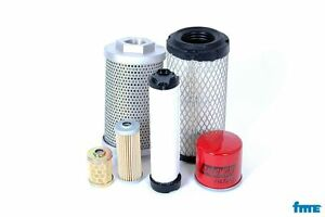 Filter Set Takeuchi Tb 016 Yanmarmotor Without Suction Filters Filter