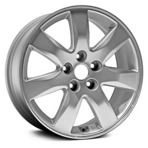 For Kia Sorento 2009 2012 Dorman 17 7 Spokes Gray Alloy Wheel