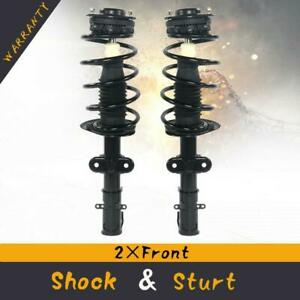 Quick Complete Struts Assembly Shocks For 2008 14 Dodge Grand Caravan Front Pair