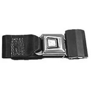 Lap Belt Seat Belt Black Fits Vintage Dodge Cars And Trucks 857138 Dod