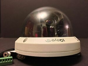 Iqeye A23s Color 3 0 Megapixel Ip Day night Dome Camera Iqinvision Lens