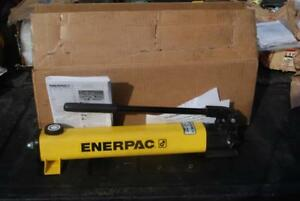 Enerpac P 202 Hydraulic Hand Pump 10000 Psi New In The Box