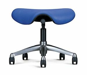 Humanscale Freedom Saddle Seat Ergonomic Saddle Chair