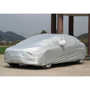 Universal Uv Snow Resistant Waterproof Outdoor Car Auto Cover Size Yxl