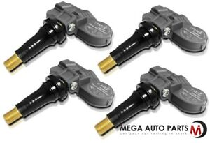 4 X New Itm Tire Pressure Sensor 315mhz Tpms For Mercedes Benz Ml 06 10