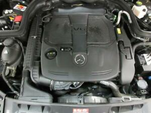Mercedes C350 Engine Motor Fits 2013 2014 2015 Awd Only 54k Miles 893315