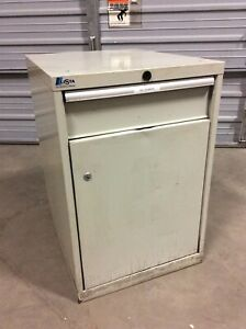 Lista Industrial Tool Parts Storage Cabinet 22 25 W X 28 5 D X 33 5 H No Keys