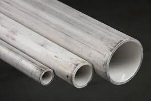 Alloy 304 Stainless Steel Round Tube 1 5 8 X 120 X 60