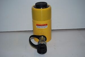 Enerpac Rc 252 Duo Series Hydraulic Cylinder 25 Ton 2 Stroke Nice